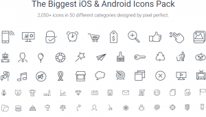 Where to Find the Best Icon Packs